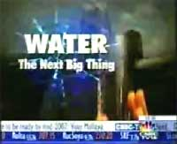 Water Management - The Next Big Thing CNBC TV 18